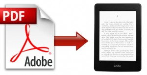 Convert PDF to Kindle