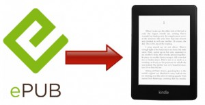 epub to kindle