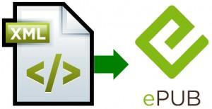 XML to ePub